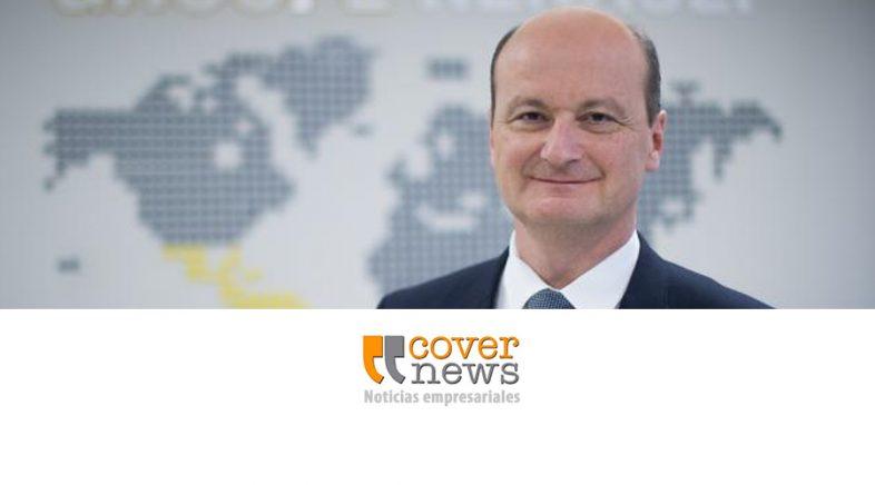 Designan Director Comercial y Regiones de Groupe Renault
