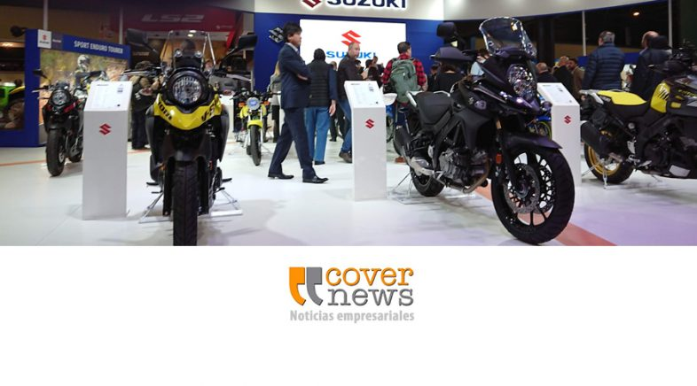 Suzuki Motos Argentina participó del Salón Moto 2018