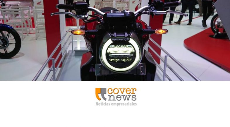 Honda Motor presente en el Salón de la Motocicleta