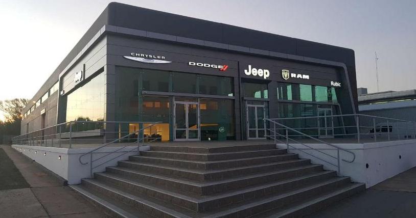 Se inauguró en Río Cuarto un nuevo concesionario de la red CJDR