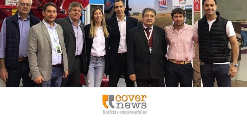 Empresas argentinas de maquinaria participaron en la feria europea EIMA