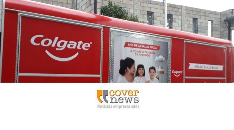 Colgate realizó campaña sobre cómo cuidar dientes y encías