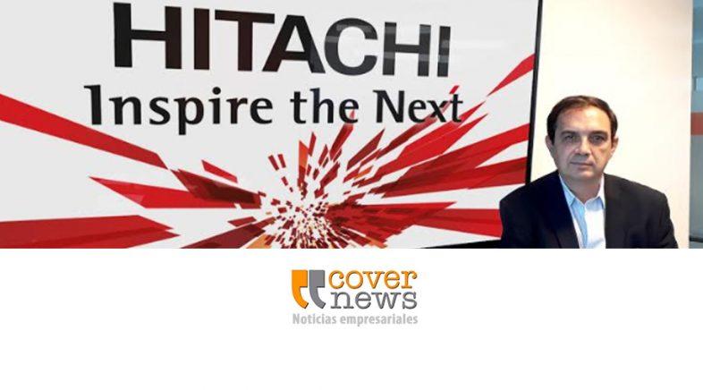 Nuevo Enterprise Account Manager en Hitachi Vantara Argentina