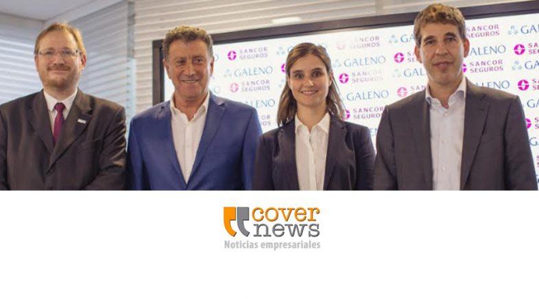 Grupo Sancor Seguros y Grupo GALENO invierten en la aplicación LAD