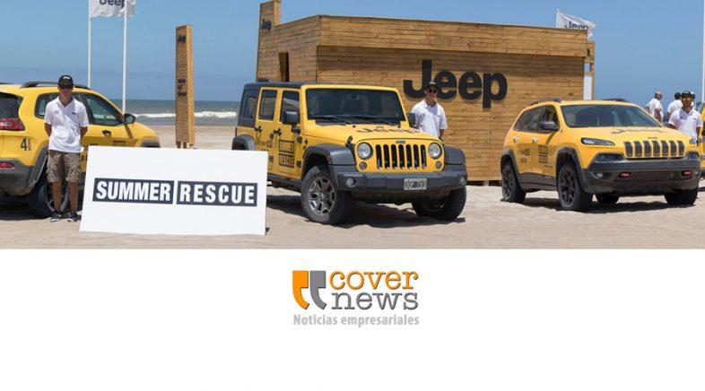 Jeep y Ram exhibirán sus productos en la costa argentina y en la uruguaya