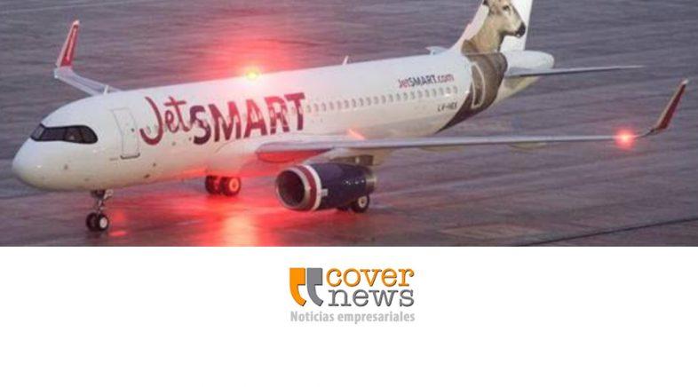 JetSMART Airlines matricula su primer avión en Argentina