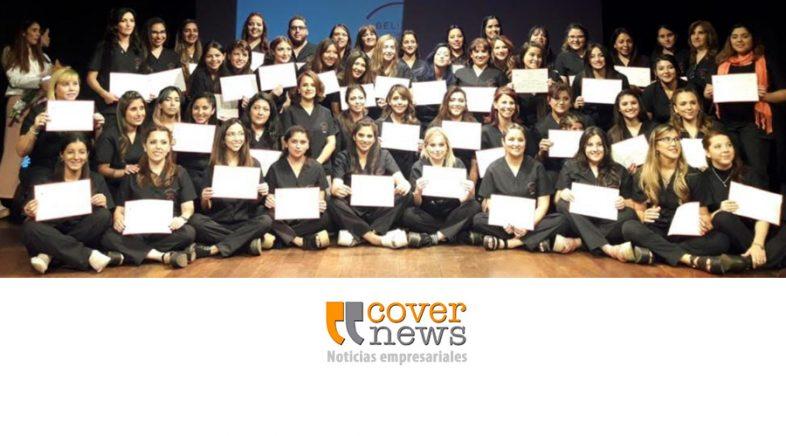 Graduados L'Oréal Argentina en peluquería y maquillaje