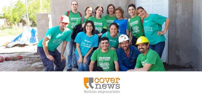 Dow Argentina colabora con Hábitat para la Humanidad Argentina