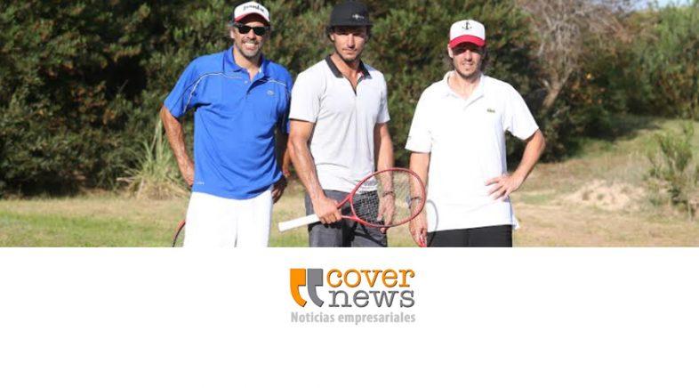 Las Cárcavas presentó sus novedades para esta temporada con un torneo de tenis Pro Am