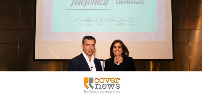 Telefónica lanza su estrategia para la transformación digital de las empresas