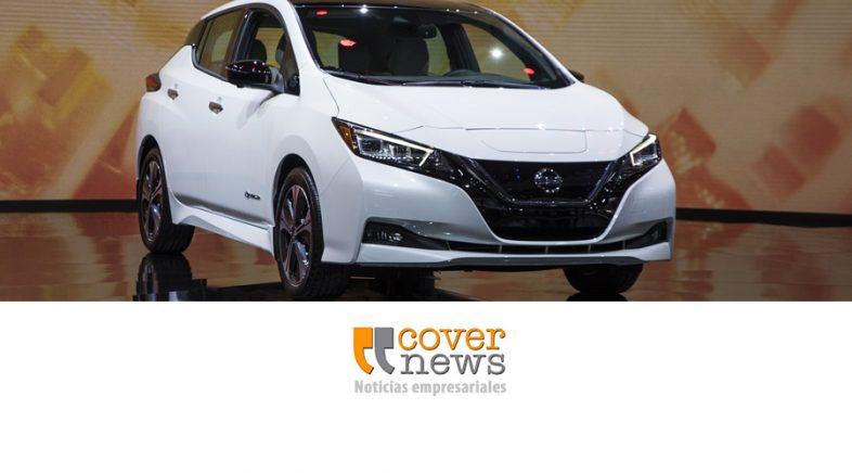 Nissan anuncia la preventa en Argentina de su modelo eléctrico Nissan LEAF