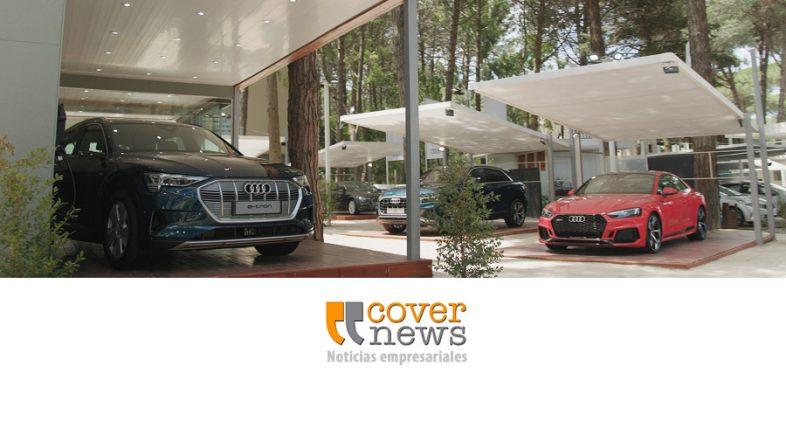 Audi presente en Cariló