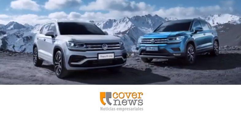 El Grupo Volkswagen Argentina invierte para la fabricación de una SUV en Argentina