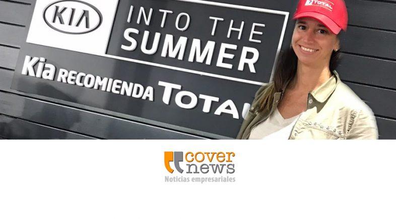 TOTAL y Kia Motors presentes en la temporada de verano 2019 en Cariló