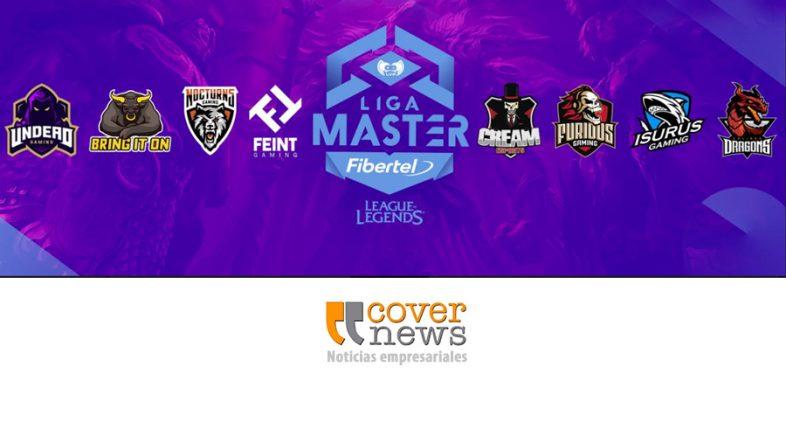 Comienza la Liga Máster Fibertel