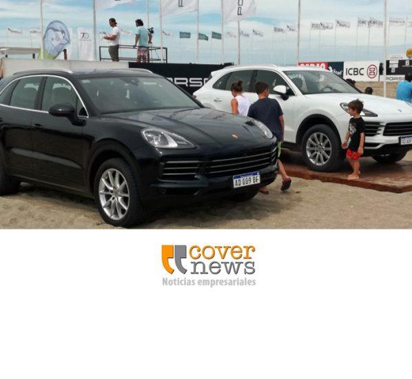 El Cayenne presente en el Grand Slam Beach Polo Porsche