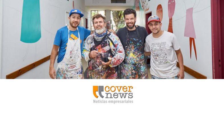 Milo Lockett y Manuel Paz se suman al Día Mundial del Cáncer
