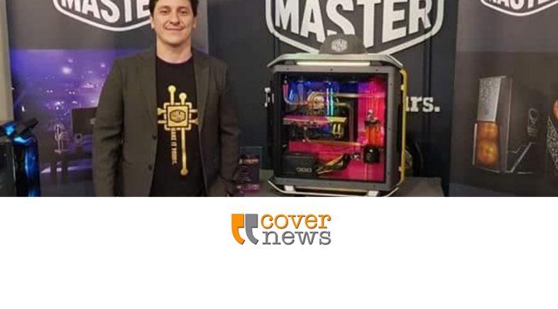 Elit realizó una alianza con Cooler Master