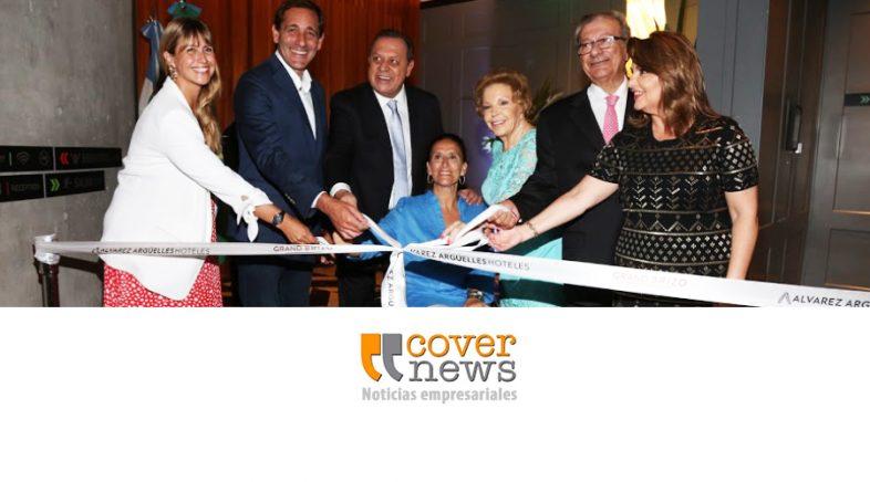 Inauguración oficial del nuevo hotel Grand Brizo La Plata de la cadena Álvarez Argüelles