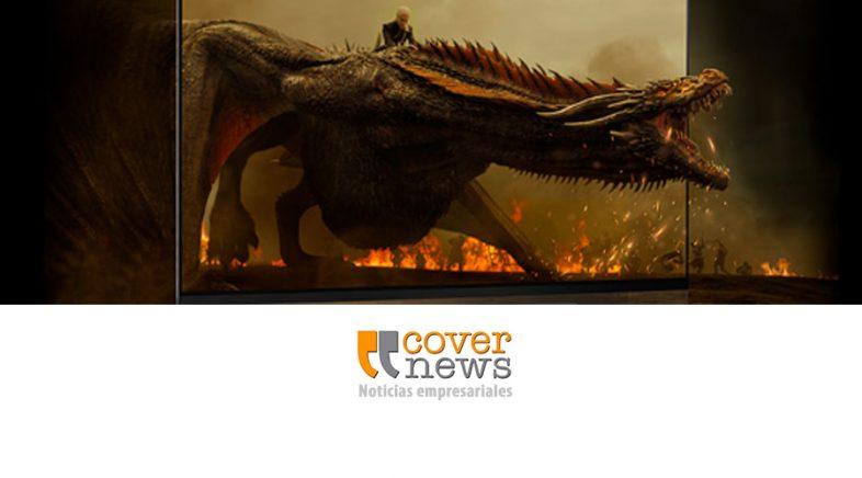 LG anuncia que algunos de sus modelos seleccionados cuentan con la aplicación HBO GO