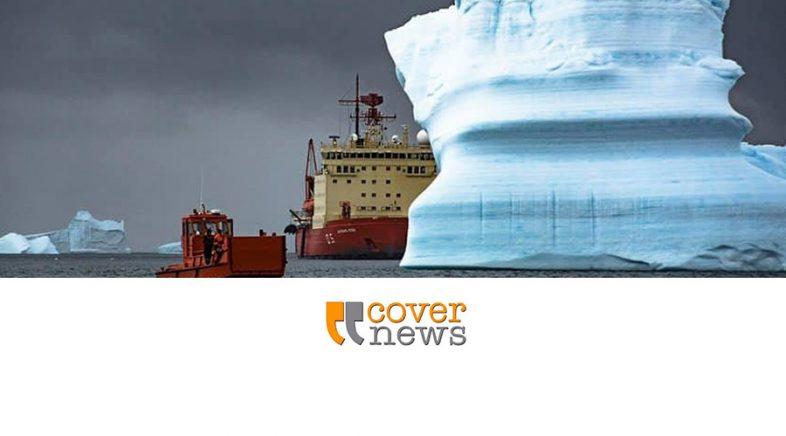 Día de la Antártida: La Campaña de Verano del ARA Almirante Irizar estrena servicio de banda ancha ilimitada en el Polo Sur