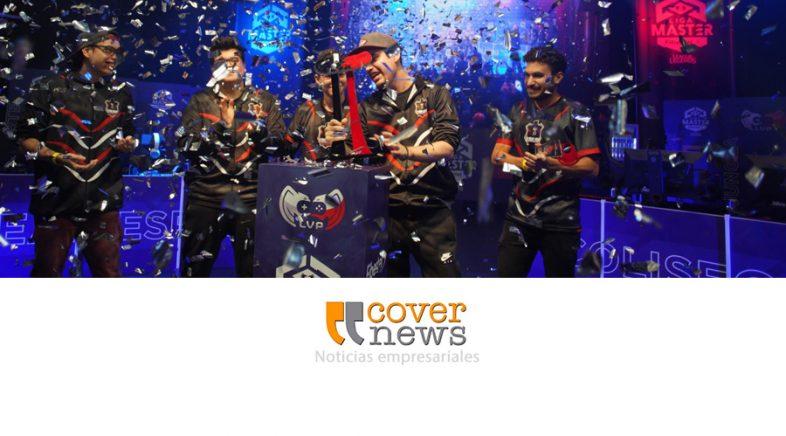 Cream Esports es el campeón de la Liga Máster Fibertel