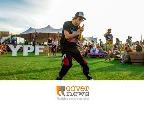 Por segundo año consecutivo YPF fue parte del mega festival Lollapalooza