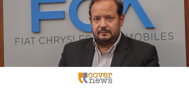 Pablo Osmar Rodríguez es el nuevo director Compras de FCA en Argentina
