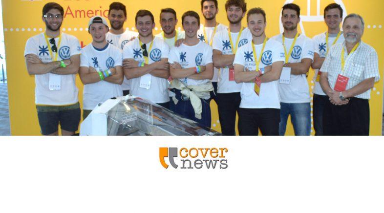 Volkswagen y Raízen acompañan al equipo de la UTN FRGP en otra edición de Shell Eco-Marathon Américas