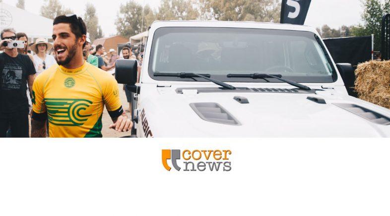 Jeep, sponsor de la Liga Mundial de Surf (WSL)