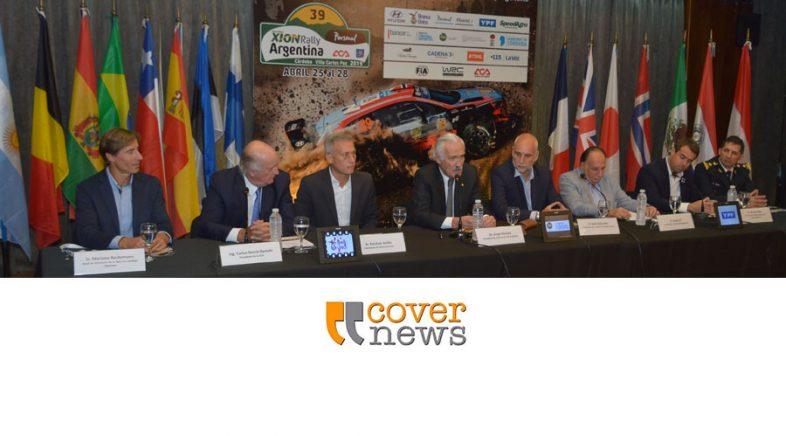 Lanzamiento oficial del 39° Axion Rally Argentina 2019