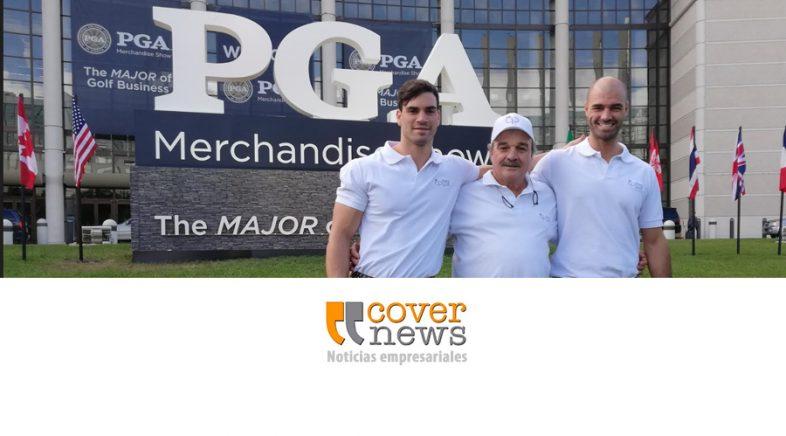 Argentinos con un desarrollo propio llegaron al PGA Show Orlando 2019
