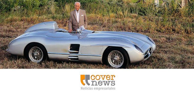 Mercedes-Benz recuerda a Fangio en su aniversario