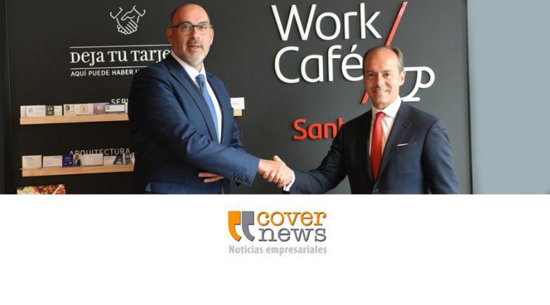 Banco SantanderyTelefónica ponen en marcha un proyecto sobre tecnología 5G
