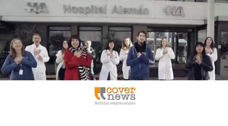 Clip de bien público del Hospital Alemán para celebrar el Día Nacional de la Donación de Órganos