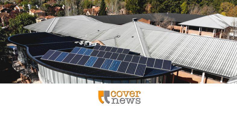 Edificio de Diseño de la Universidad de San Andrés funcionará con Energía Solar