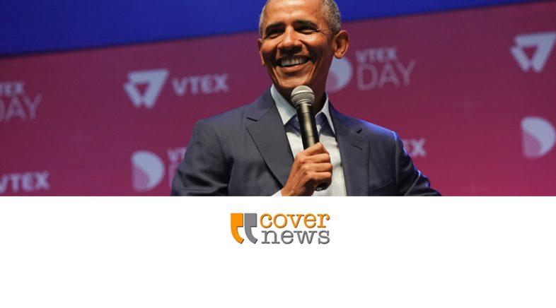 Barack Obama brilló en el VTEX DAY 2019