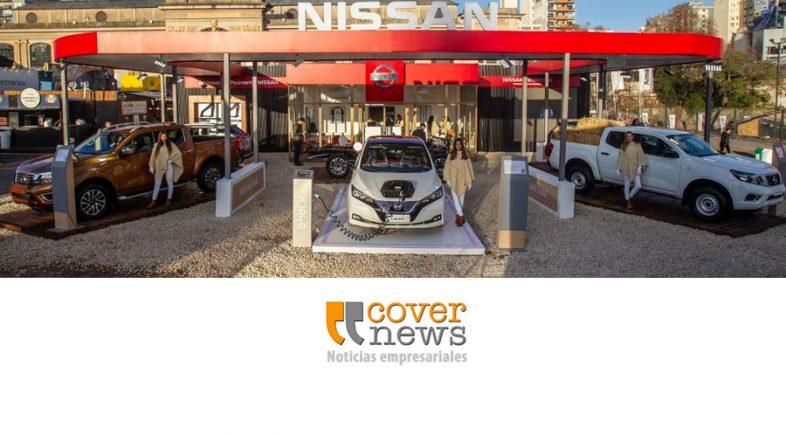 Nissan LEAF dice presente en La Rural