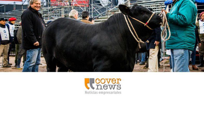 Ingresó el primer animal a la 133° Exposición de Ganadería, Agricultura e Industria