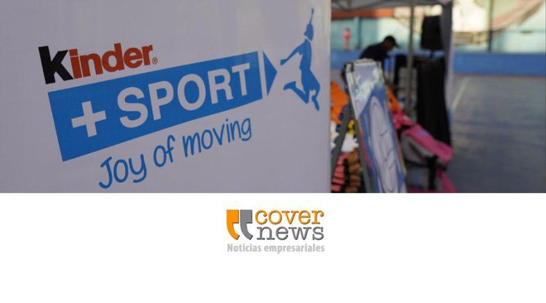Kinder + Sport colabora con clubes de barrio para promover el ejercicio físico entre niños y jóvenes