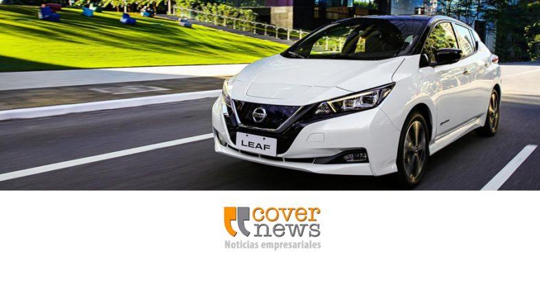 Nissan anunció la llegada al país del Nissan LEAF