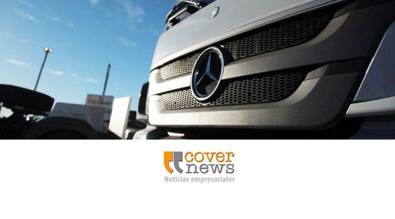 Mercedes-Benz presente en Agroactiva 2019