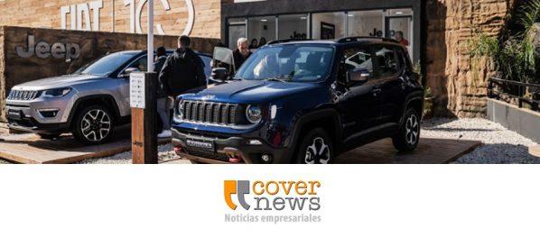 Fiat Chrysler Automobiles fue premiado por su stand en la Exposición Rural