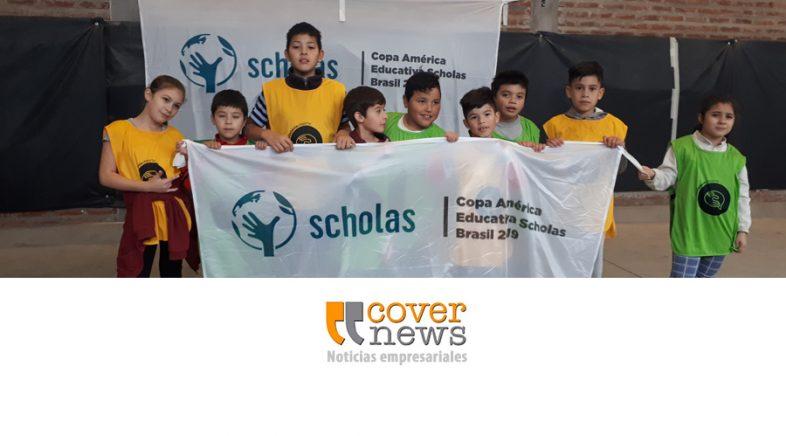 Scholas organiza la Copa América Educativa 2019