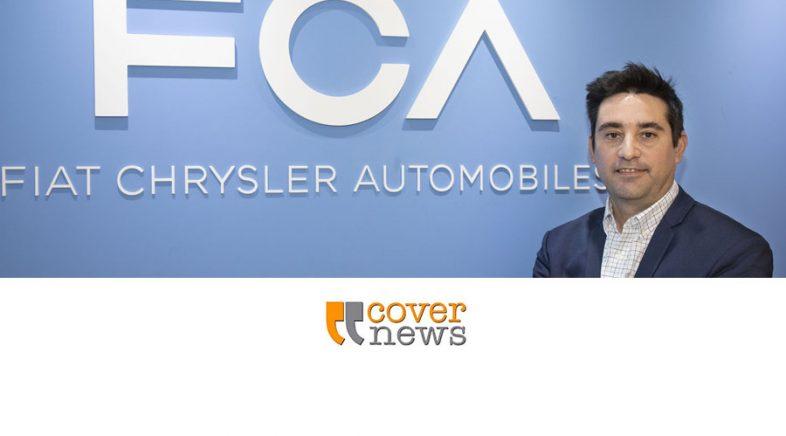 Sebastián Giménez nuevo responsable de BMC de FCA Automobiles Argentina
