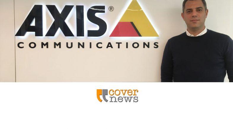 Axis Communications incorpora nuevo Gerente Regional de Ventas