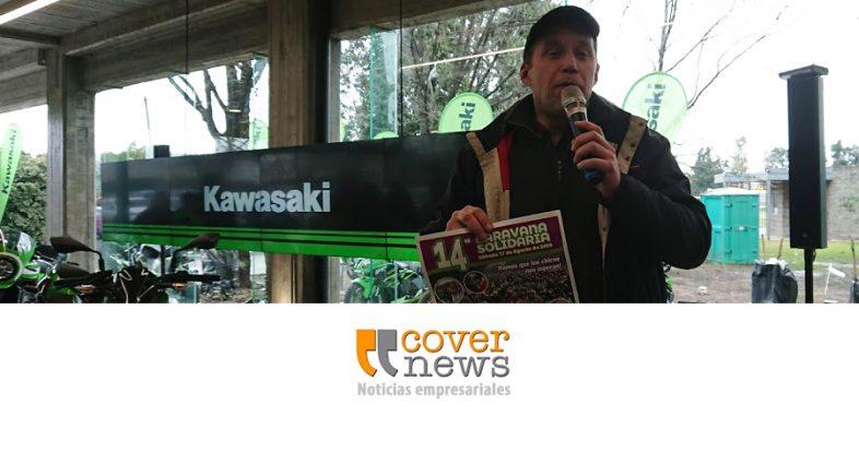 Caravana Solidaria por el Día del Niño del KawaClub