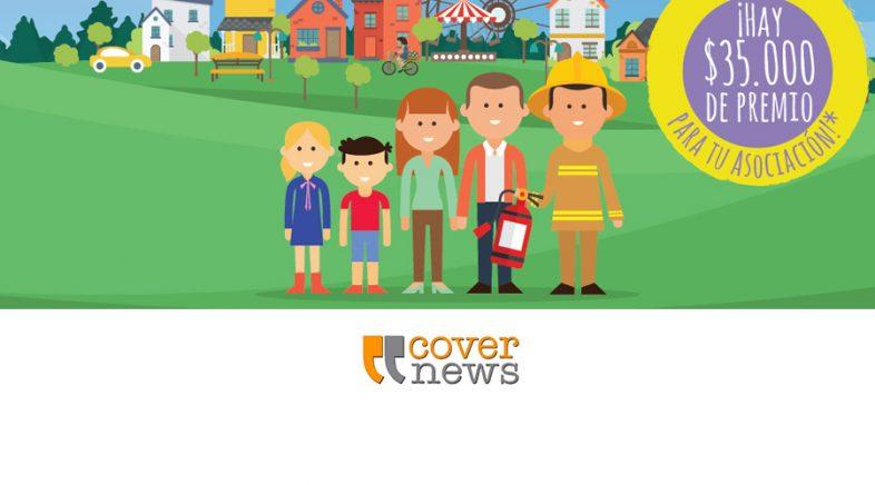 """El Concurso """"Pequeñas Acciones, Grandes Cambios"""" premiará iniciativas comunitarias de bomberos voluntarios"""