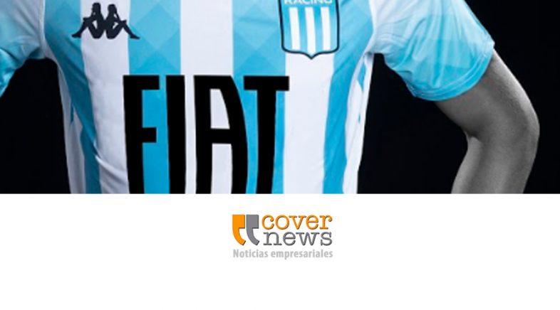 Fiat será el main sponsor de la camiseta de Racing Club