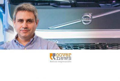 Nuevo Director de Ventas y Retail de Volvo Trucks